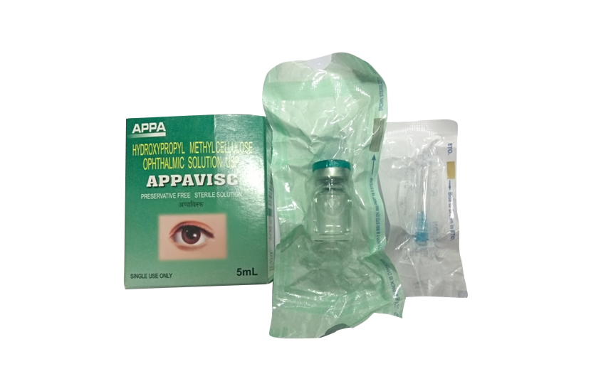 APPAVISC VIALS (3ML, 5ML)